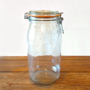 wide-mouth large storage jar